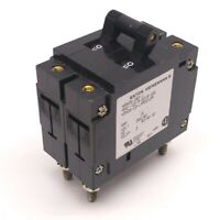 HEINEMANN AM1519-MG3 CIRCUIT BREAKER 60 A 50 VDC 1 POLE MAGNETIC BLOW OUT NEW