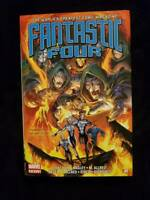 FANTASTIC FOUR OMNIBUS MATT FRACTION HC Hardcover OOP 760 pgs tpb graphic novel