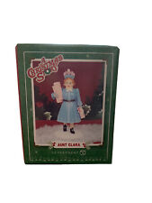 department 56 a christmas story Aunt Clara
