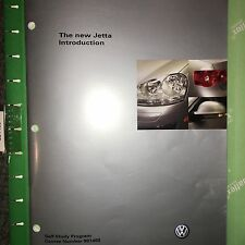 VW Manual 891403 Volkswagen JETTA Introduction- Service Training Manual ----NEW