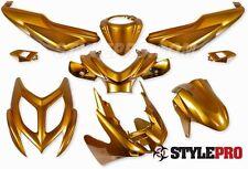 YAMAHA AEROX 2013 onwards    9 Piece Panel Set   METALIC GOLD