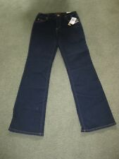Baby Phat Women's Plus Jeans Size 14, with Yellow Cat Back Pocket, $64+
