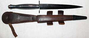 BC-04 Fairbairn Sykes Fighting Knife