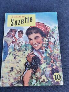 Recueil Semaine De Suzette Nouvelle Série Numéro 10/ 1957/14 À 26 FOLLET, IESSEL