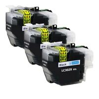 Super High Yield LC3029bk XXL Remanufactured Ink for use with J6535DWXL j6935dw