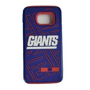 New York Giants Protective Dual Hybrid Case for Samsung Galaxy S6 Edge
