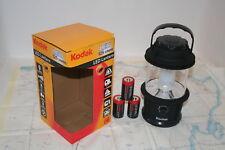 Kodak 20 LED Laterne 125 Lumens Camping Outdoor Regelbar Wassergeschützt Lampe