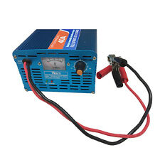 40A Leisure battery charger for 12v battery car caravan boat camping gift travel