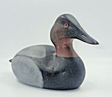 Vintage Duck / Goose Decoy Wooden Hand Carved