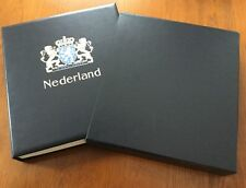 COLLECTION NETHERLANDS HOUSED IN DAVO LUXE ALBUM III 1970- 1989 96% complete