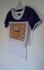 RARE NFL Team  Children's Team Apparel Graphic T-Shirt 12/14 Golden Emblem