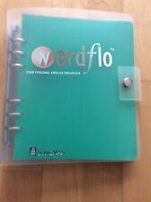 Buch WORD FLO WORDFLO - Your Personal English Organiser - Englisch Nachhilfe