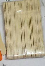 Lollipop Wooden sticks Natural craft model making Length 11cm  Pk 50 or 100