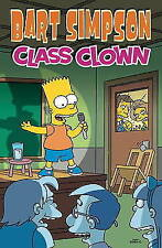 BART Simpson Class Clown da Matt Groening (libro in brossura, 2010)