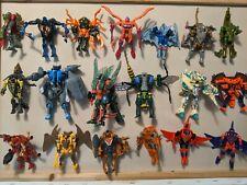 HUGE Beast Wars Transformers Lot - Please read description!!!