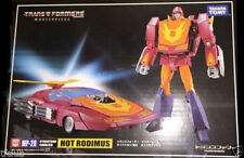 Transformer Masterpiece MP-28 Cybertron Cavalier Hot Rodimus G1 Action Figures