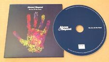 Above & Beyond - We Are All We Need 16 Trk Full Promo Cd Album Rare 2015 Trance