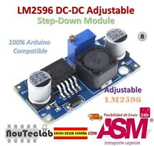 LM2596 LM2596S DC-DC Adjustable Voltage Regulator Step Down Power Supply Module