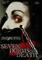 PRE ORDER: SEVEN DORMS OF DEATH - DVD - Region 1