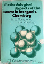 MARTYNENKO SPITSYN METHODOLOGICAL ASPECTS OF THE COURSE IN INORGANIC CHEMISTRY