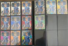 13x Panini Select Soccer 17/18 Cards - Finnbogason Rainbow Augsburg Iceland 🌈