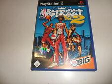 PlayStation 2 PS 2 NBA Street Vol: 2
