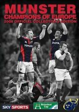 Munster - Champions Of Europe 2008 - Collectors Edition [DVD][Region 2]