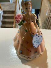 Josef Originals Dakin Happy Birthday Musical Vintage Figurine with box
