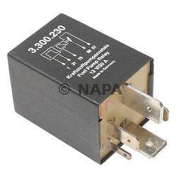 Fuel Pump Relay Front NAPA/ECHLIN PARTS-ECH AR293