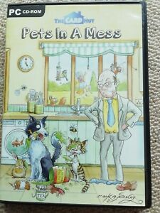Pets in a Mess Crafting CD ROM by The Card Hut