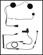 IMC HS-110 FULL FACE HELMET HEADSET FOR TWO-WAY RADIO