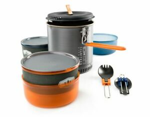 GSI OutdoorsPinnacle Dualist HS Camping Kitchen Set