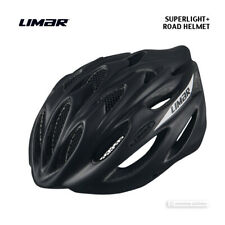 Limar SUPERLIGHT+ Road Cycling Helmet : MATTE BLACK