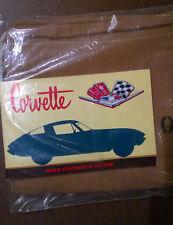 Rare Corvette Split Window Car Cover Signed By Hugh Hefner-NonProfit