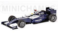 MINICHAMPS 400 090086 Williams Toyota Showcar 2009 Nico Rosberg
