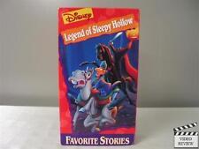 Disney's Favorite Stories - Legend of Sleepy Hollow VHS