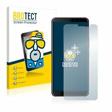 HTC U11 Eyes, 2x  BROTECT® Matte Screen Protector coated anti-glare anti-scratch