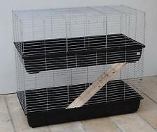 Guinea Pig Cage Rabbit Hutch Double Cage Cage