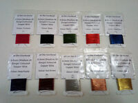 0.3mm Medium Coloured Copper WIre for Fly Tying, Available in 10 colours