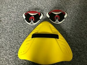 Speedo Hand paddles and Finis Float