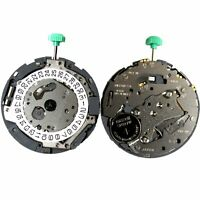 MIYOTA OS10 Japanese Quartz Movement Date at 3' with Battery SR927W Watch Parts