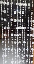 Capiz Round Mix - Door Curtain Round / Beach Wedding Decor / Curtain Backdrop