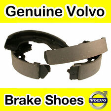 Genuine Volvo V70, XC70 (01-07) Hand Brake Shoes