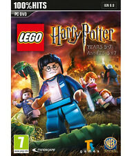 Lego Harry Potter 5 to 7 Years (pc Dvd)