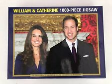 William & Catherine Royal Engagement 1000 Piece Jigsaw Puzzle