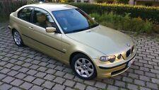BMW 318TI COMPACT Bj. 2002 Scheckheft gepflegt  Unfall