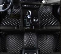 Für Audi A1A3A4A5A6A7A8 Auto-Fußmatten benutzerdefinierte Bodenmatte nach Maß
