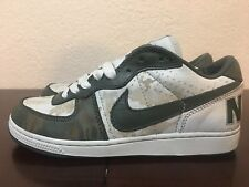 Nike Terminator Low Laser Size 9 Deep Green 310866 021 SB Dunk Art Scott Patt