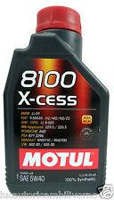 OLIO MOTORE MOTUL 8100 X-CESS 5W40