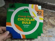 "New Feit Electric 22 Watt Circular 8"" Fluorescent Bulb"